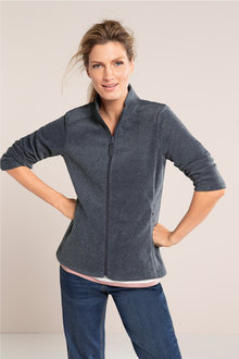 Capture Zip Micro Polar Fleece Jacket