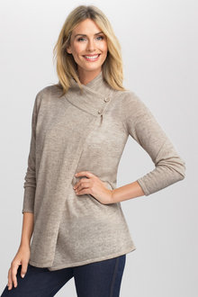 Capture Button Cardigan