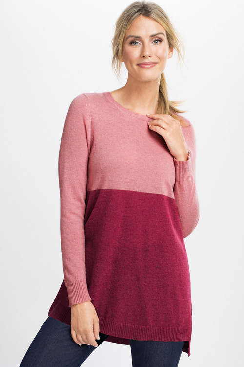 Capture Lambswool Tunic