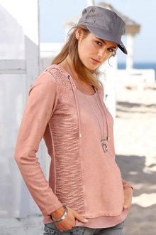 Emerge Hooded Pullover