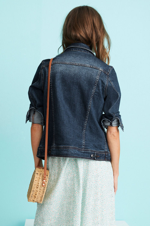 Capture Classic Denim Jacket