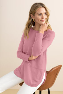 Capture Merino Panelled Jumper