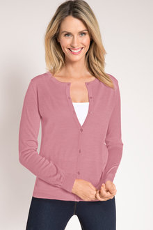 Capture Merino Cardigan - 190265