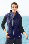 Isobar Outdoors Quilted Puffer Vest