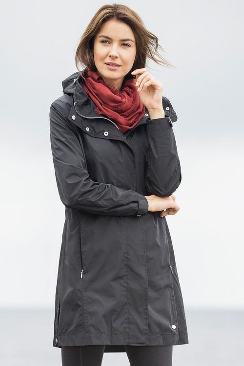 Isobar Outdoors Longline Waterproof Jacket