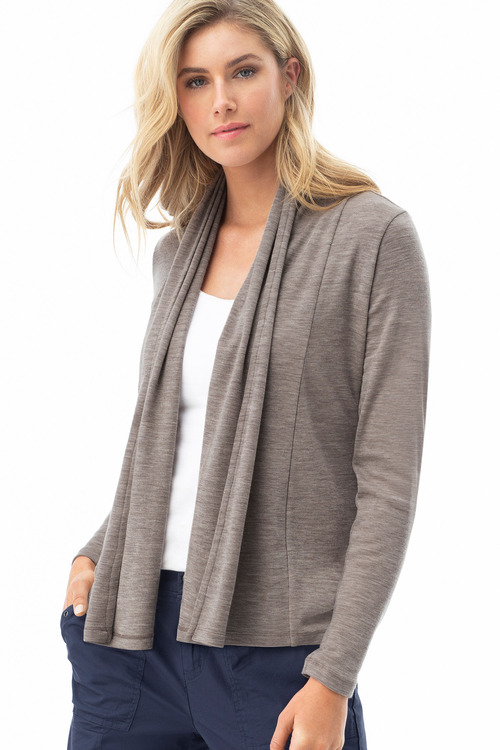 Capture Merino Cardigan