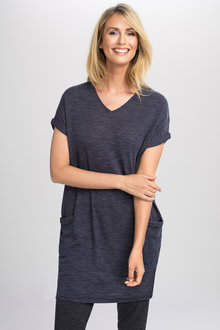Capture Merino Tunic