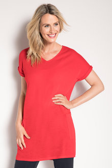 Capture Merino Tunic - 190308