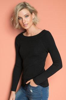 Emerge Ribbed Sweater