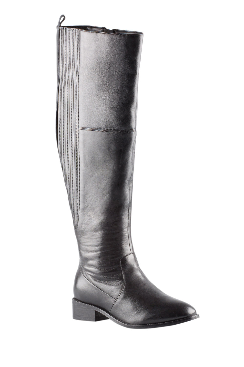 741a7248a563 Wide Fit Hewitt Over The Knee Boot Online | Shop EziBuy