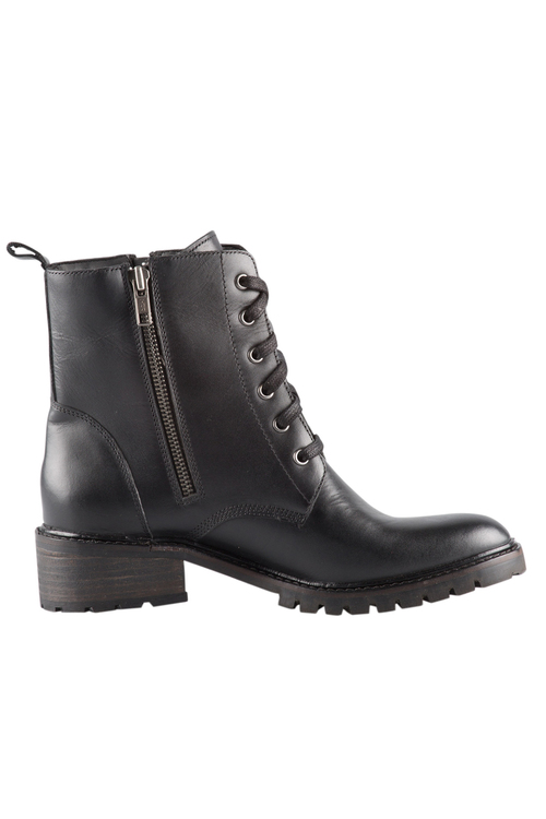 Emerge Clayton Military Ankle Boot