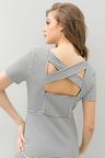 Emerge Textured Shift Dress