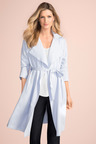 Grace Hill Soft Trench