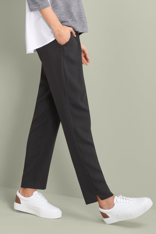 4363cef2c352 Emerge Tie Front Soft Pants Online