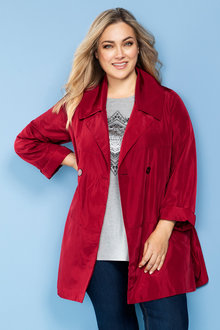 Plus Size - Sara Lightweight Fashion Mac