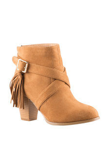 Wide Fit Darby Boot
