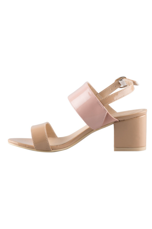 Wide Fit Cocoa Sandal