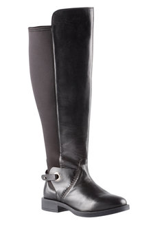 Wide Fit Holland Knee Boot