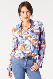 Heine Printed Shirt
