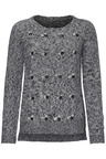 Heine Jewel Front Sweater