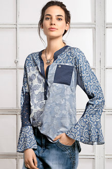 Heine Patchwork Top