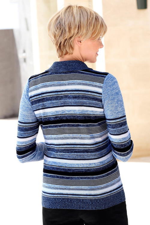 Capture European Knit Sweater