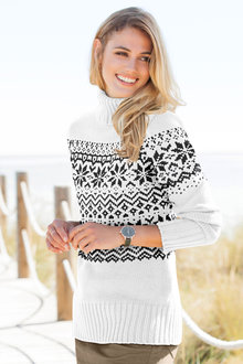 Urban Patterned Jumper