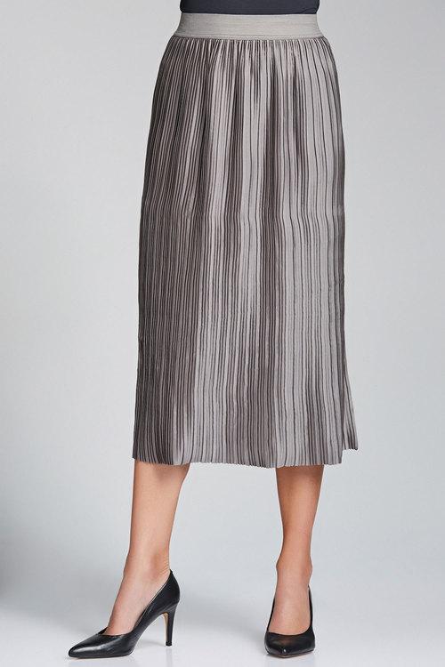 Capture Plisse Skirt