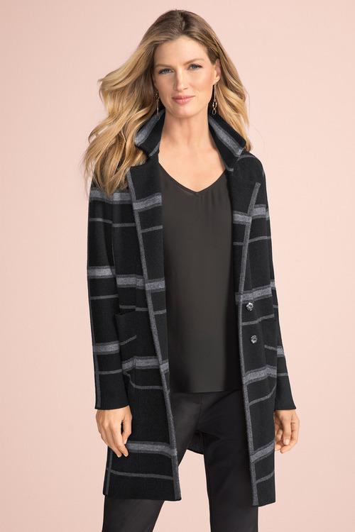 Grace Hill Cardi Coat