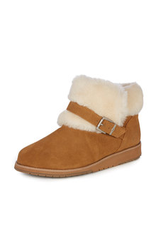 Emu Oxley Fur Cuff Boot