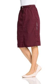 Plus Size - Sara Cargo Skirt