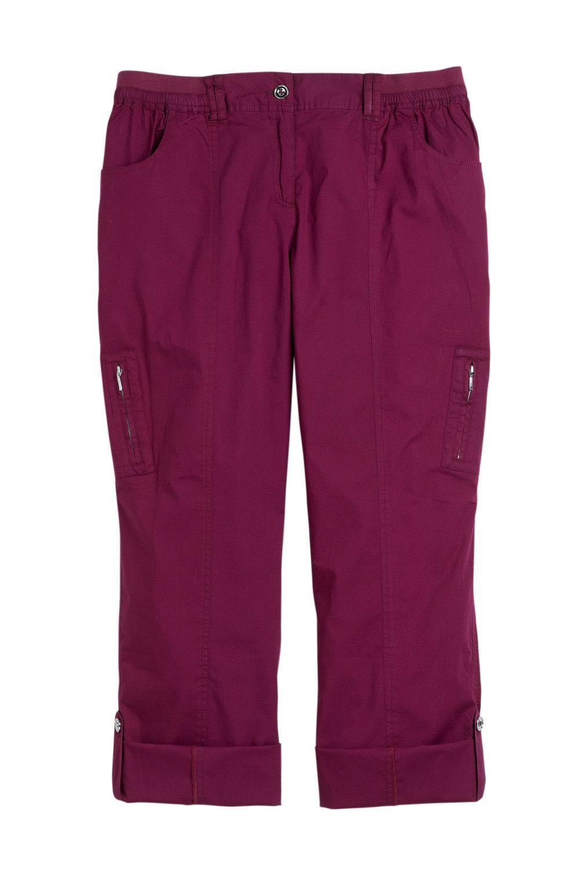 c14d4665ac9 Plus Size - Sara Cargo Pant