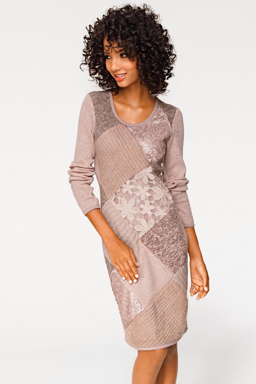 heine patchwork dress online shop ezibuy. Black Bedroom Furniture Sets. Home Design Ideas