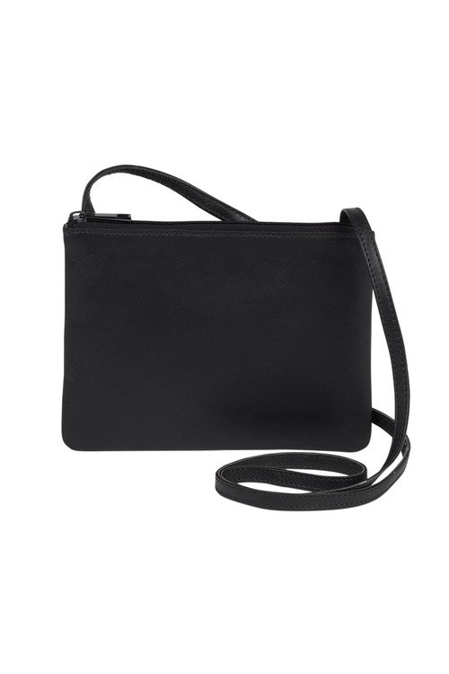 The Minimalist Leather Cross Body Bag