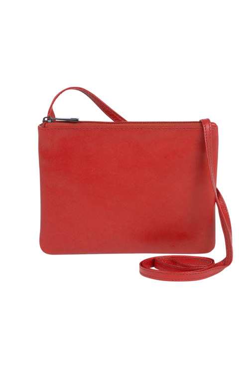 The Minimalist Leather Cross Body Bag
