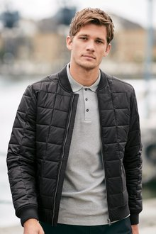 Next Square Quilted Jacket