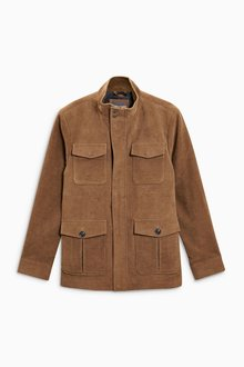 Next 4 Pocket Moleskin Jacket