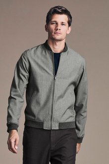 Next Bomber Slim Fit Jacket