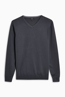 Next V-Neck Sweater