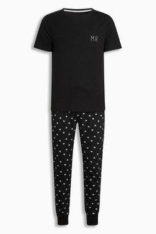 Next Mr Slogan Pyjamas