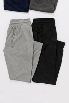 Next Cuffed Long Bottoms Two Pack