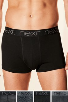 Next Pattern Hipsters Four Pack
