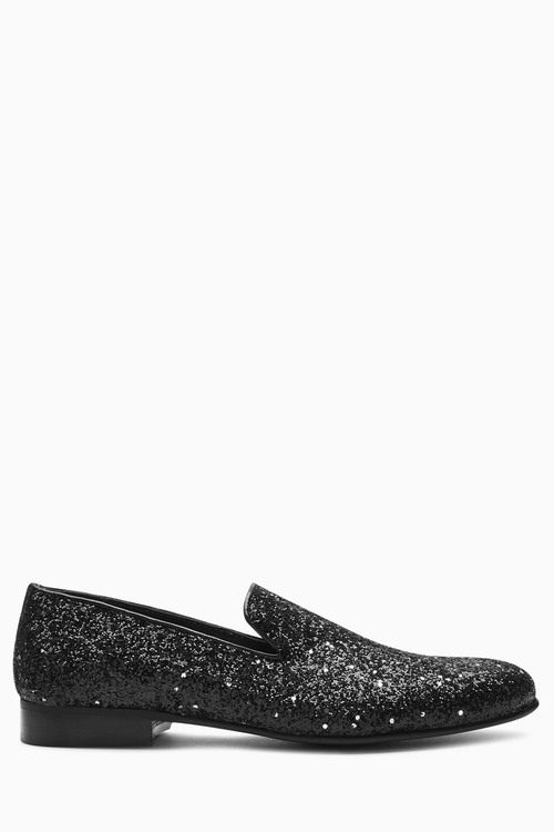 Next Glitter Party Loafer