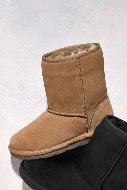 Next Short Pull On Boots (Older Girls)