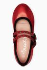 Next Double Strap Ballerinas (Older Girls)