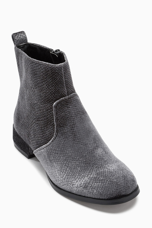 Next Square Toe Boots (Older Girls)