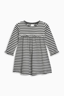 Next Stripe Long Sleeve Tunic (3mths-6yrs)