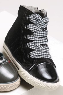 Next High Top Trainers (Younger Girls)