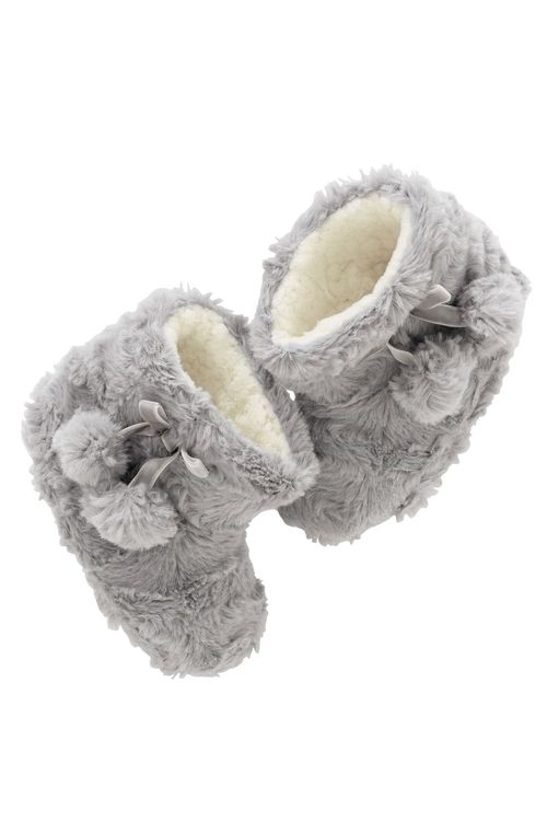 Next Pom Pom Slipper Boots (Younger Girls)