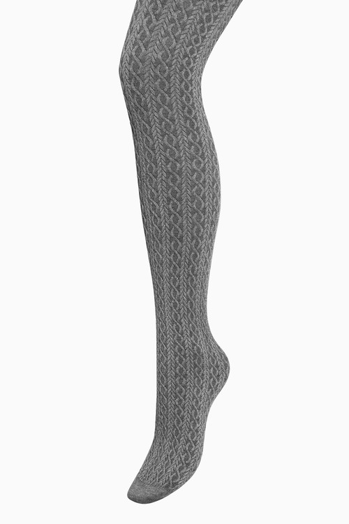 Next Maternity Cable Knit Tights